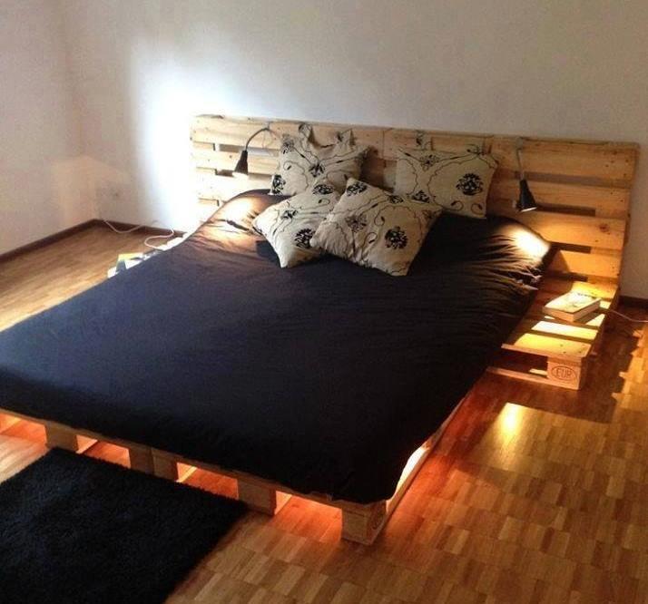 Muebles con Palets: 10 ideas para hacer en casa - Vacaciones en Gredos