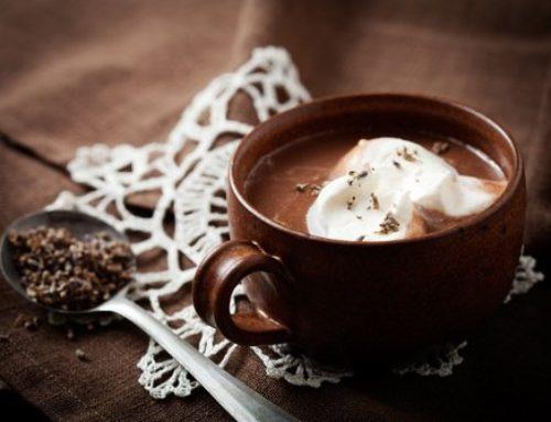 Cómo hacer un chocolate caliente saludable