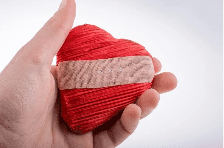 4 pasos para sanar corazon