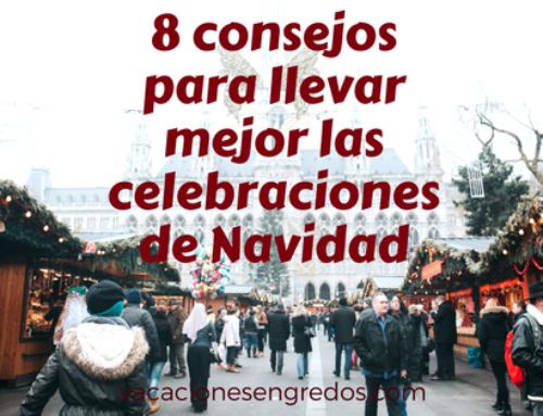 8 consejos para llevar mejor las celebraciones navideñas