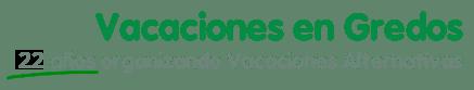 Vacaciones en Gredos Logo